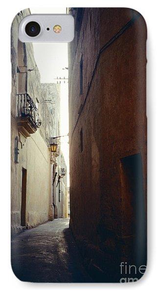 Maltese Street IPhone Case