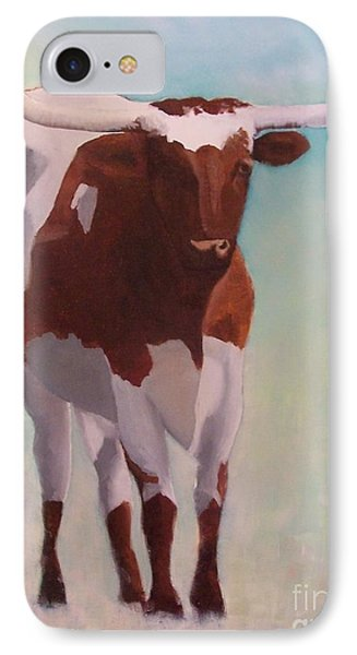 Mama Longhorn IPhone Case