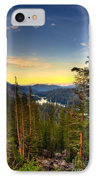 Mammoth Mountain IPhone Case