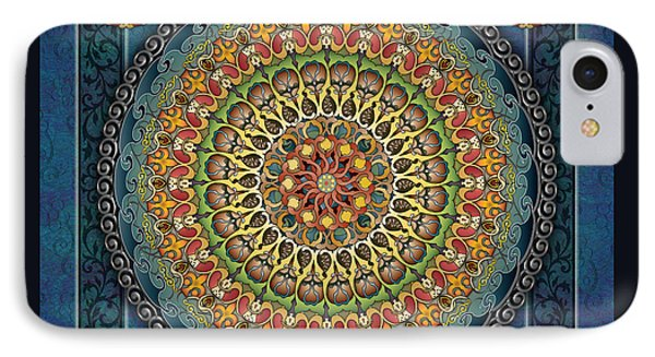 Mandala Fantasia IPhone Case