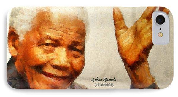 Mandela Farewell IPhone Case