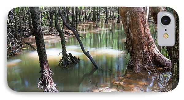 Mangrove Trees IPhone Case