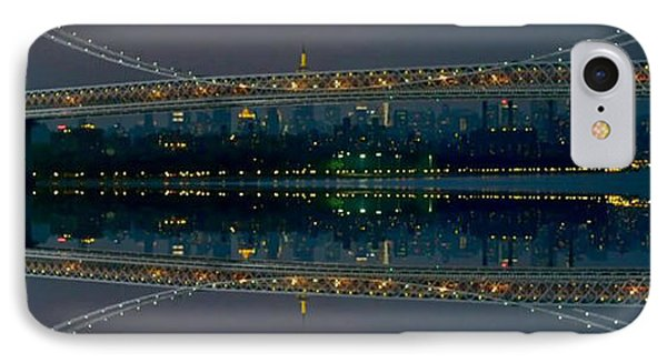 Manhattan Bridge New York IPhone Case