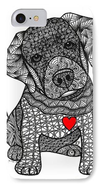 Man's Best Friend - Labrador Retriever IPhone Case