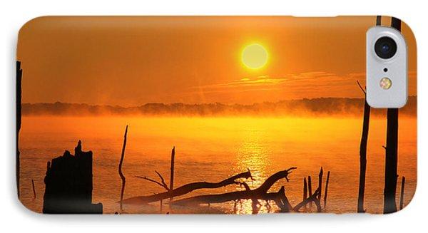 Mantis Sunrise IPhone Case
