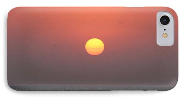March Sunrise IPhone Case