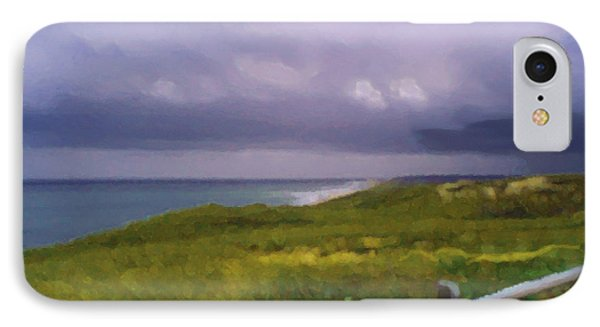 Marconi Squall IPhone Case
