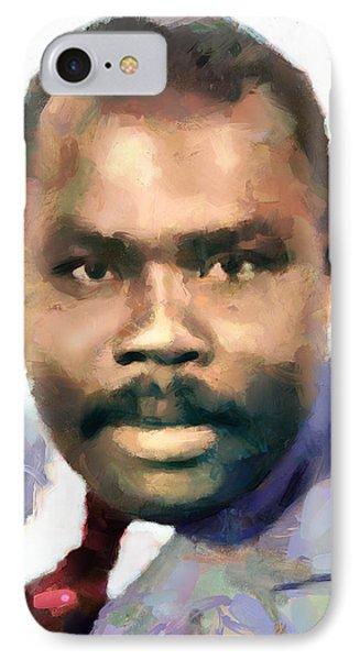 Marcus Garvey IPhone Case
