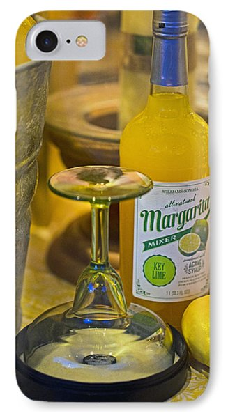 Margarita Mix IPhone Case