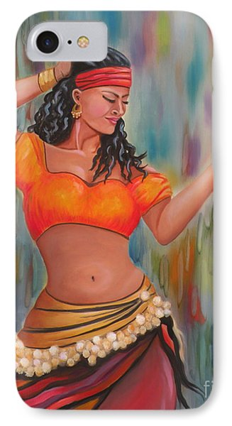 Marika The Gypsy Dancer IPhone Case