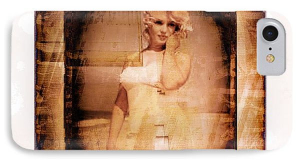 Marilyn Monroe Film IPhone Case