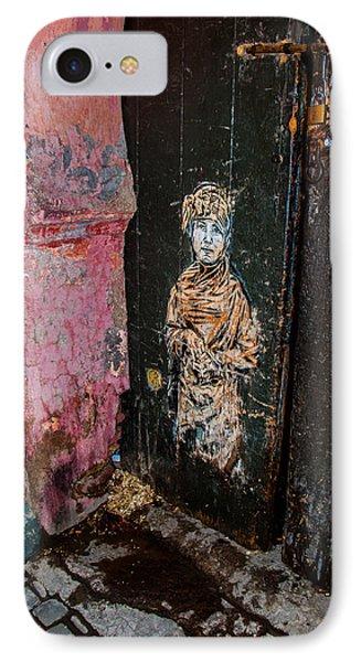 Marrakech Graffitti  IPhone Case