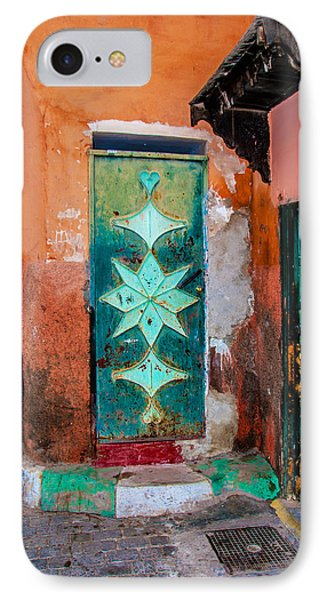 Marrakech - The Scars Of A City IPhone Case
