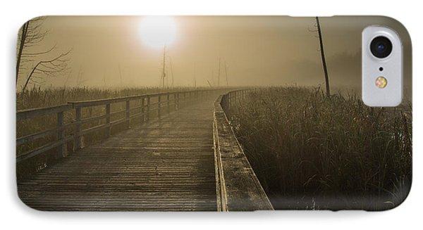 Marsh Morning IPhone Case