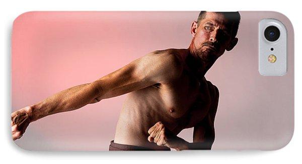 Martial Artist IPhone Case