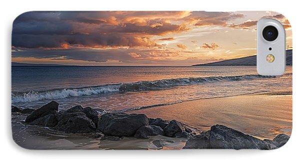 Maui Sunbathe IPhone Case