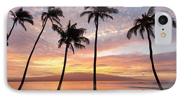 Maui Sunrise IPhone Case
