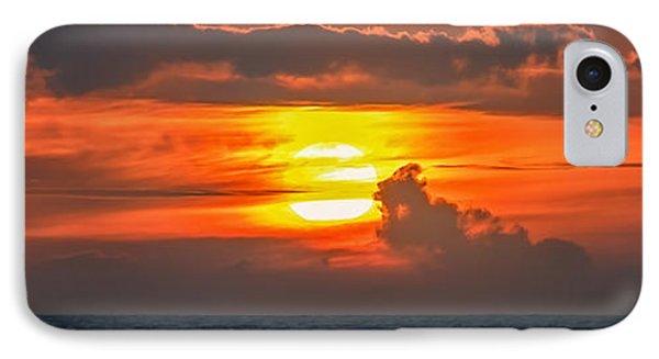 Maui's Sun IPhone Case