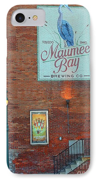 Maumee Bay Brewing Company 2135 IPhone Case