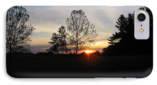 May 23 Sunset One IPhone Case