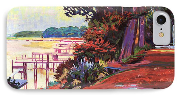 May River Docks IPhone Case