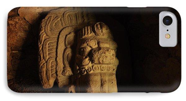 Mayan Tomb IPhone Case