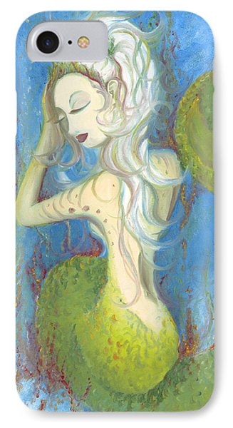 Mazzy The Mermaid Princess IPhone Case