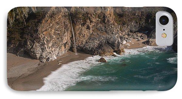 Mcvay Falls... Big Sur  IPhone Case