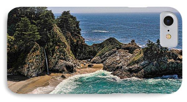 Mcway Falls Beach IPhone Case