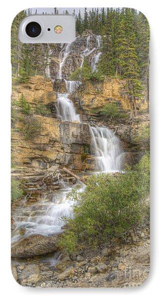 Meandering Waterfall IPhone Case