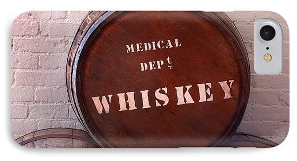 Medical Wiskey Barrel IPhone Case