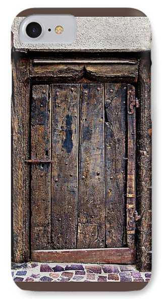 Medieval Door IPhone Case