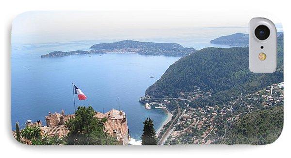 Mediterranean View IPhone Case