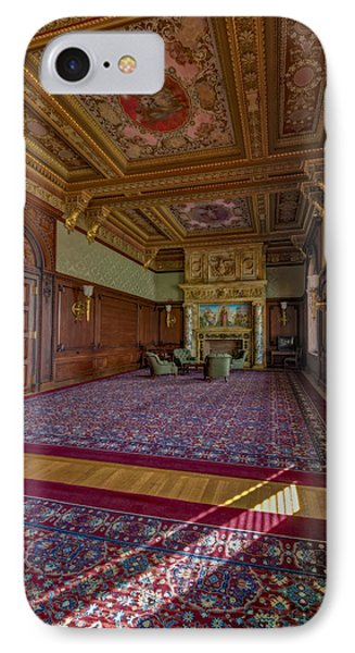 Members Room Library Of Congress II IPhone Case