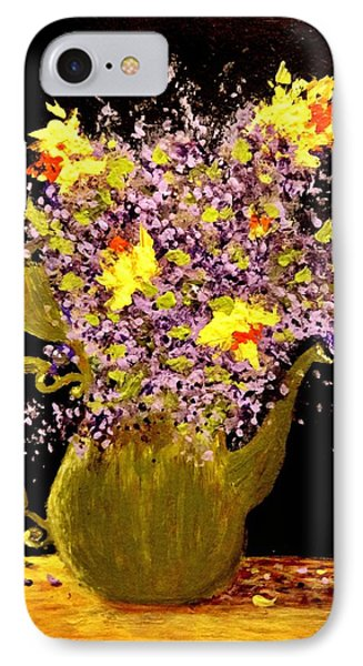 Memories Of A Spring.. IPhone Case