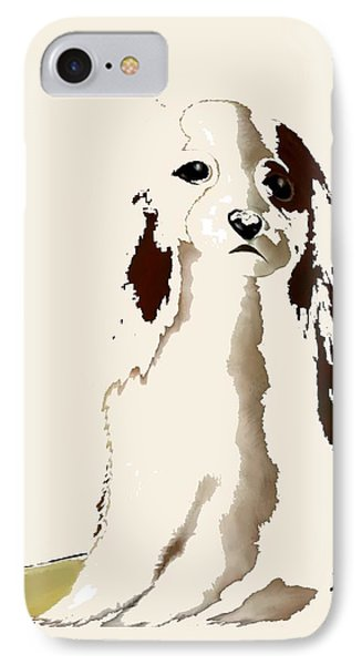 Mercedes  - Our Cavalier King Charles Spaniel  No. 9 IPhone Case
