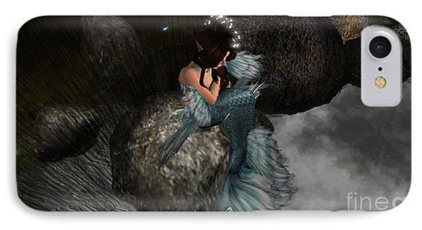 Mermaids Tail IPhone Case