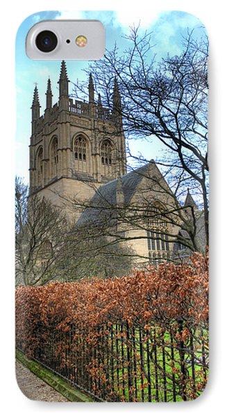 Merton College Chapel IPhone Case