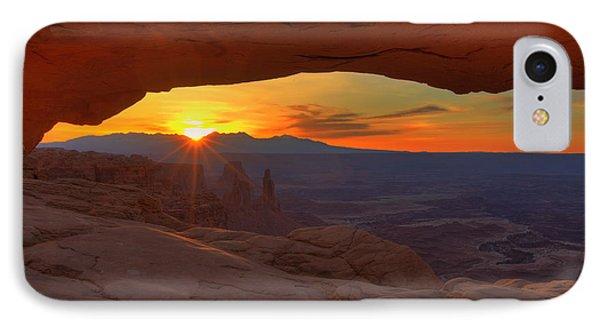 Mesa Arch Sunrise IPhone Case
