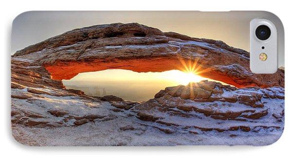 Mesa Sunburst IPhone Case