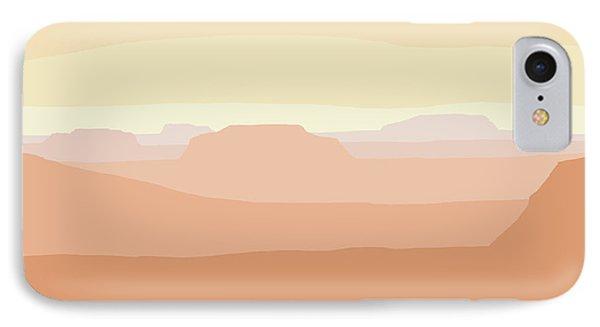 Mesa Valley IPhone Case