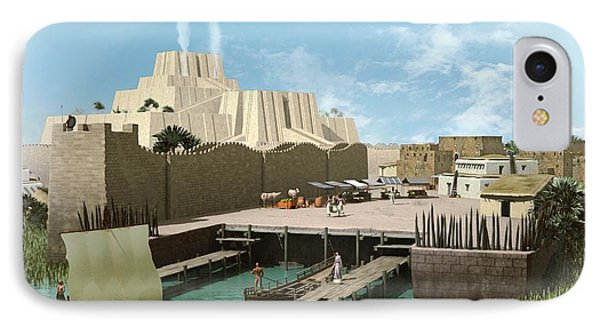Ziggurat iPhone 8 Cases | Fine Art America