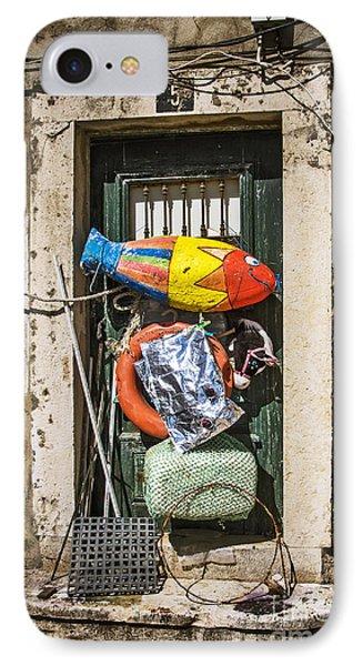 Messy Door IPhone Case