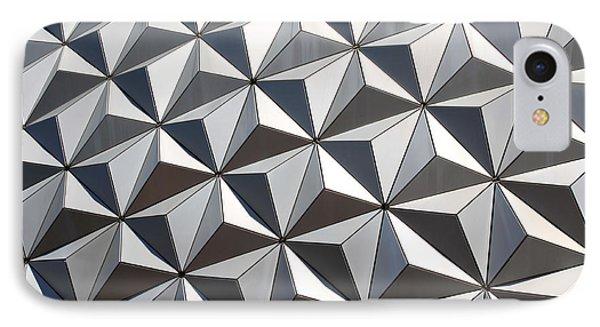 Metal Geode IPhone Case