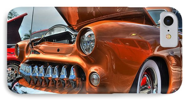 Metal Mouth Hot Rod IPhone Case