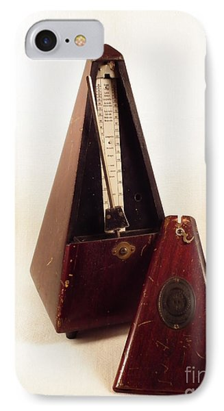 Metronome  IPhone Case