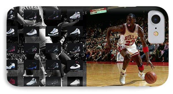 Michael Jordan Shoes IPhone Case