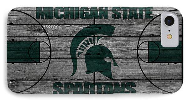 Michigan State Spartans IPhone Case