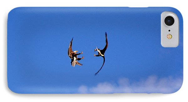 Mid Air Mating Dance IPhone Case