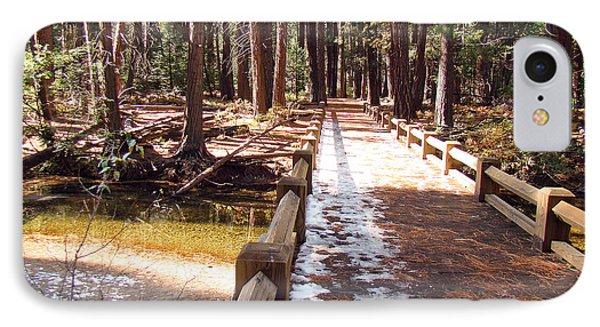 Yosemite Midday Sunlight IPhone Case